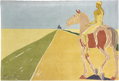 Elisabeth Frink, 'Road to Chartres,' 1983, Phillips: Evening and Day Editions