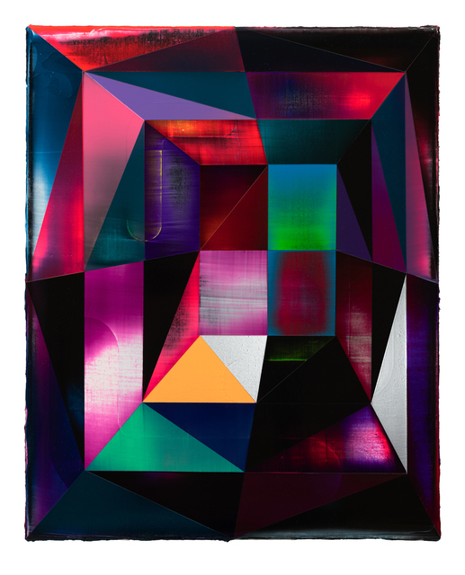 , 'Broken Grid,' 2019, Carrie Secrist Gallery