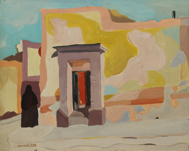 , 'Figure and Doorway,' 1946, Addison Rowe Gallery