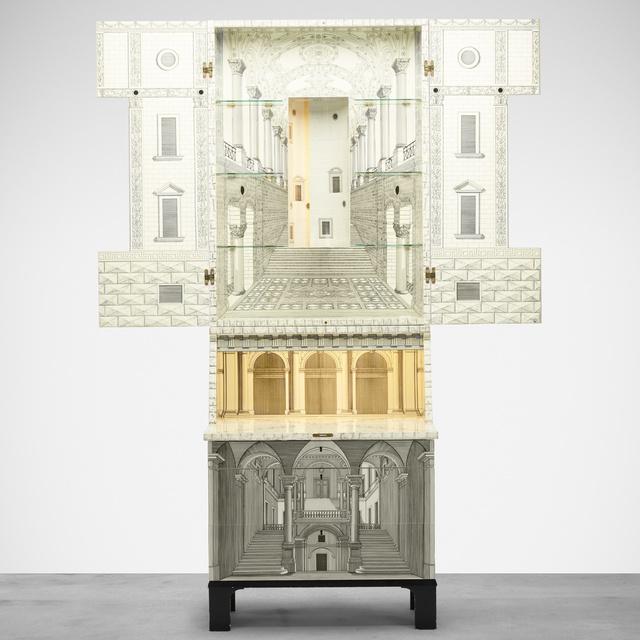 Piero Fornasetti, 'Architettura trumeau', 1952-58, Wright