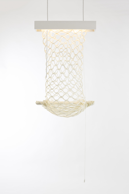 , 'Net Sack (Night Light),' 2015, Patrick Parrish Gallery