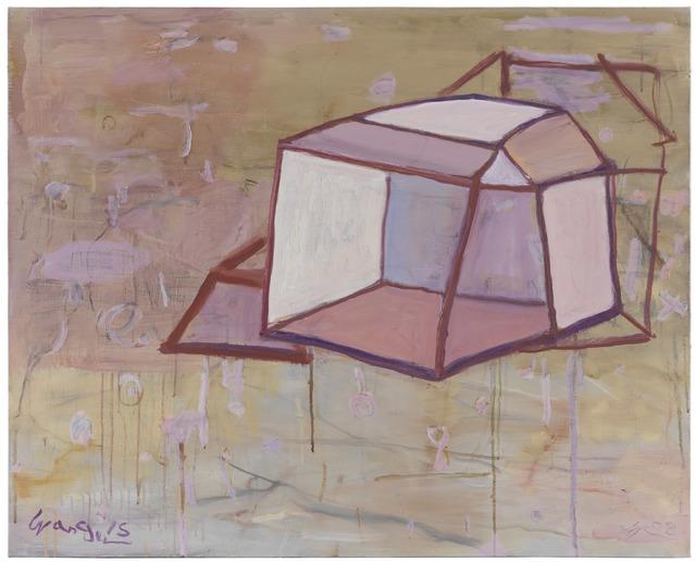 , 'Box No.3 盒子之三,' 2015, PIFO Gallery