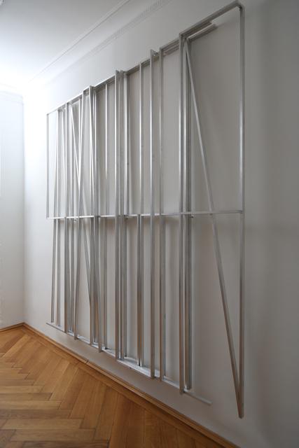 , 'Angst essen Seele auf,' 2012, Galerie Britta von Rettberg