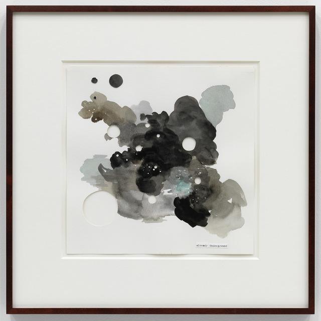 , 'Already Underground,' 2014, carlier | gebauer