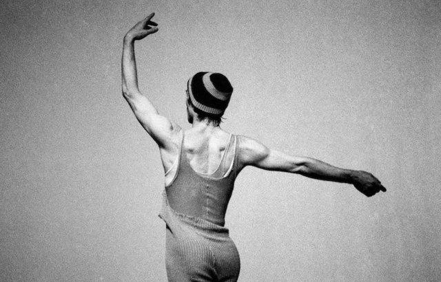 Silvia Lelli e Roberto Masotti, 'Rudolf Nureyev, rehearsal, New York', 1981,  29 ARTS IN PROGRESS gallery