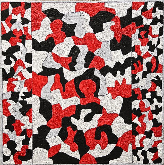, 'Interlock #34,' 2016, Carrie Haddad Gallery
