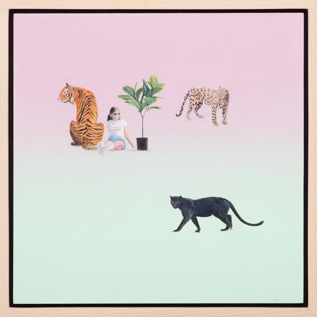 , 'Cat Lady Abroad,' 2019, Salon Ninety One