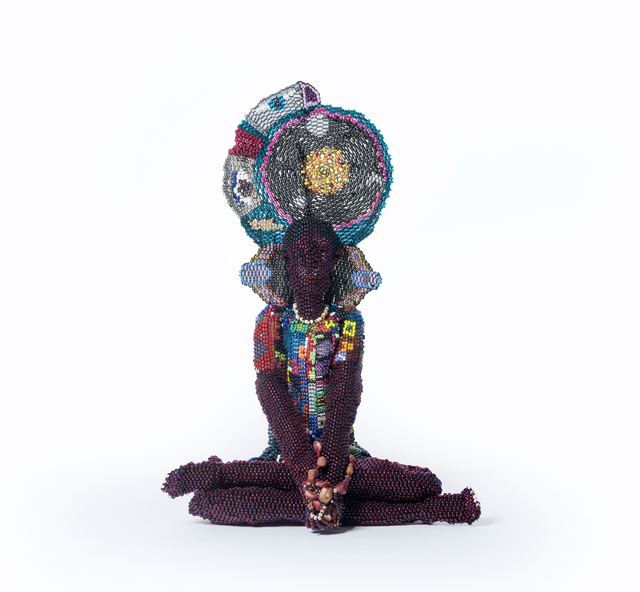 , 'Harriet Tubman as Buddha,' 2017, Peter Blum Gallery