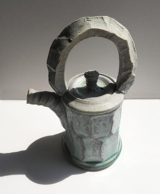 , 'Faceted Tea Pot,' 2014-2017, BoxHeart