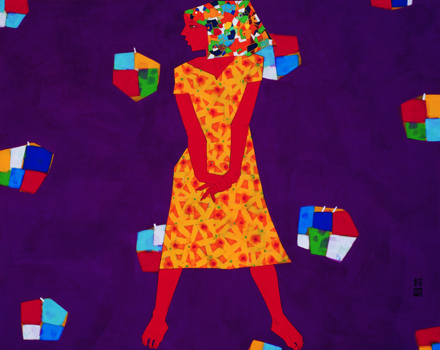 , 'five seasons(五季),' 2010, Bon Gallery