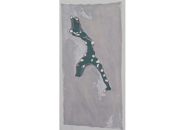 , 'Green chute,' 1989, Galeria Marilia Razuk