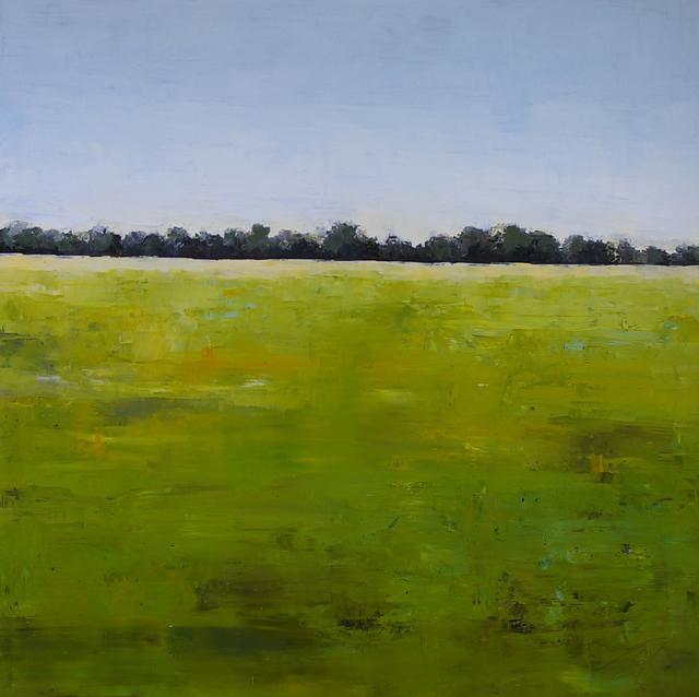 , 'Green Spring,' 2018, Gallery 901