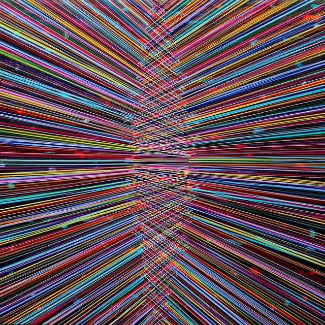 , 'Single Event (square multiverse),' 2016, Newzones