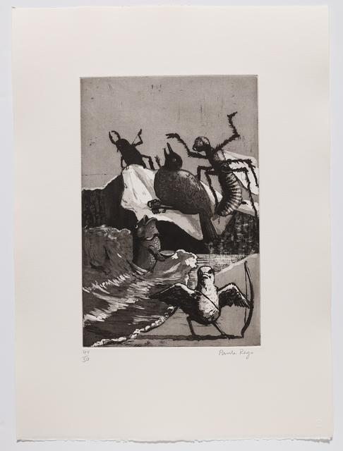 Paula Rego, 'Who Killed Cock Robin? II', 1989, Marlborough Graphics