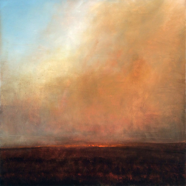 , 'Desert Fire #4,' , Sue Greenwood Fine Art