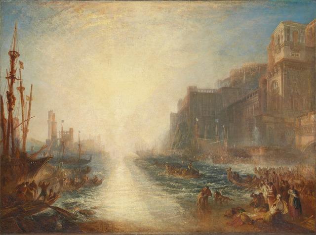 , 'Regulus,' 1828, de Young Museum