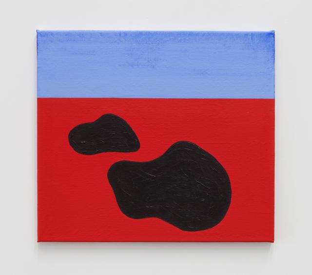 , 'Boulders, Borders & Bodies (Red),' 2017, Tatjana Pieters