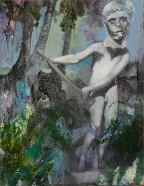 , 'Garden,' 2016, Federico Luger (FL GALLERY)