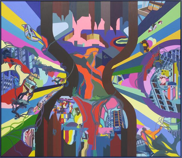 , 'Small Hourglass,' 2013-2014, Mai 36 Galerie