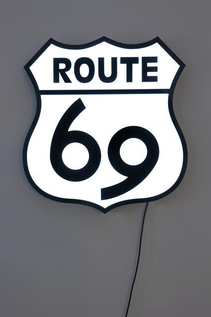 , 'Route 69,' 2016, Dio Horia