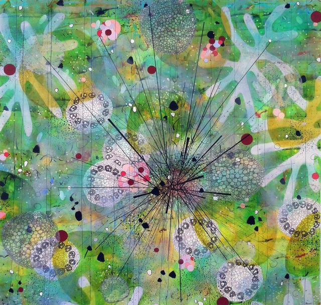 , 'Microaquea No. 1,' 2012, Octavia Art Gallery