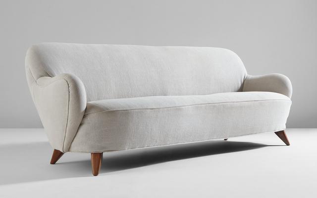 Vladimir Kagan, 'Sculpture Form sofa', designed 1950-executed circa 2003, Phillips