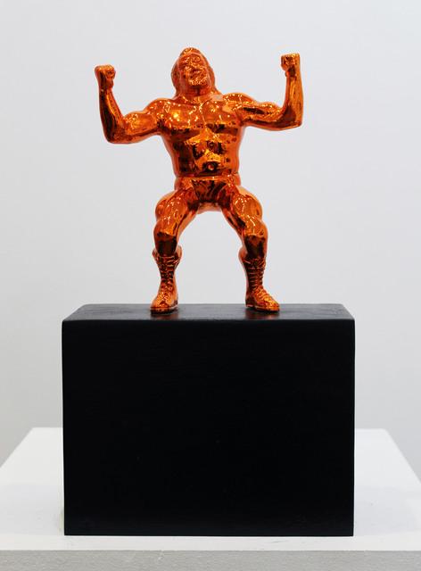 Philippe Berry, 'Catcheur Orange ', 2015, Galerie Duret