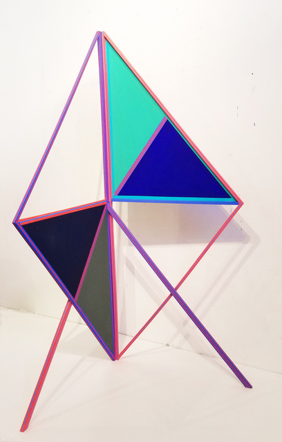 , 'Kite 4,' 2018, Mindy Solomon Gallery