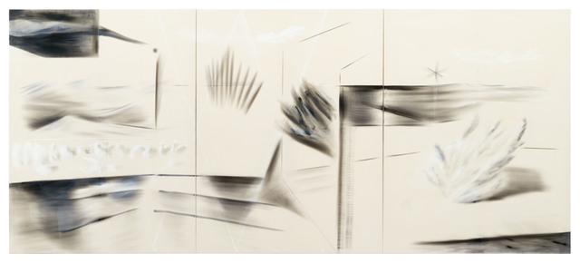 , 'After a Conversation (triptych),' 2016, Galerie Kleindienst