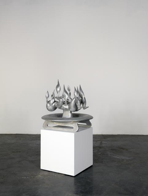 , 'Brennendes Kind I,' 1998-1999, Galerie Elisabeth & Klaus Thoman
