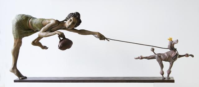 , 'Caniche Royal (Royal poodle),' ca. 2017, Art Center Horus