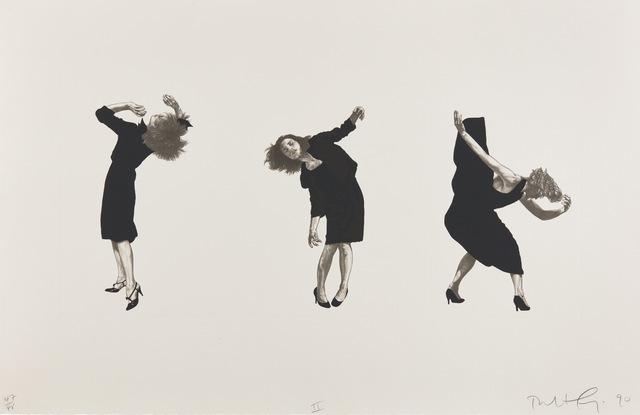 Robert Longo, 'Men in the Cities (II)', 1990, Fine Art Mia