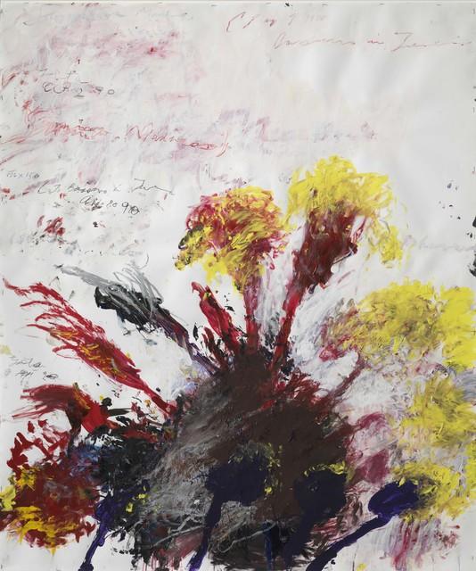 , 'Summer Madness (Gaeta/Bassano),' 1990, Museum Brandhorst