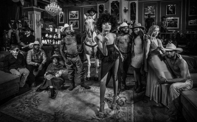 David Yarrow, 'Compton Cowboys ', 2018, Photography, Archival Pigment Print, Maddox Gallery