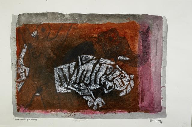 , 'Imprint of Time,' 1989, AkaraArt