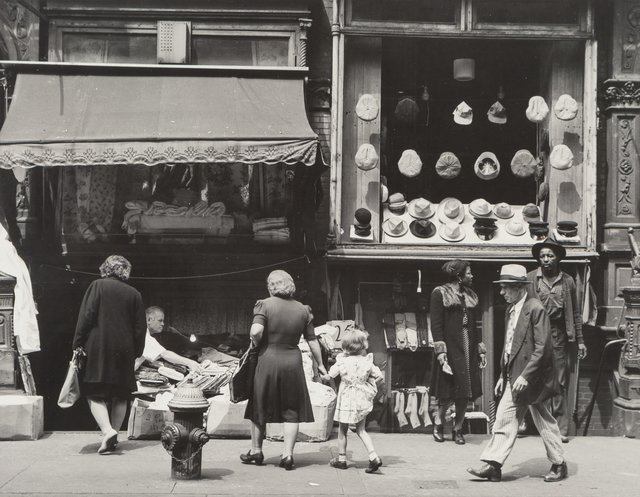 Todd Webb, 'Orchard Street, New York', 1946, Heritage Auctions