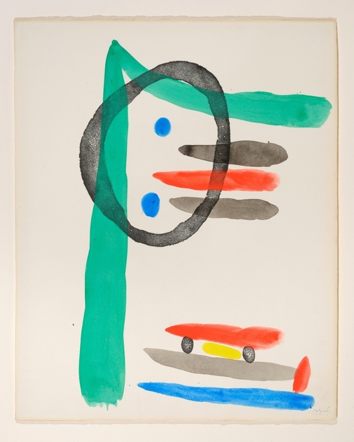 , 'Femme,' 1965, William Weston Gallery Ltd.