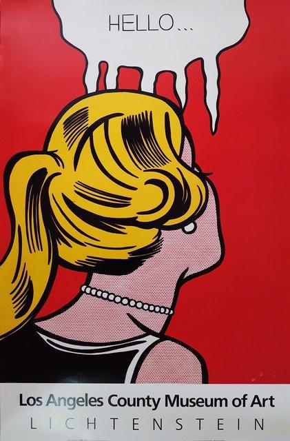 Roy Lichtenstein, 'LACMA (Cold Shoulder)', 1987, Graves International Art