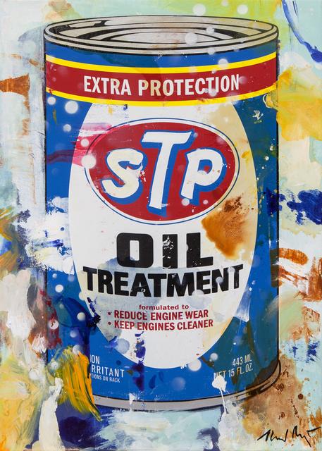 Heiner Meyer, 'Oil on Canvas STP II', 2018, Galerie Barbara von Stechow