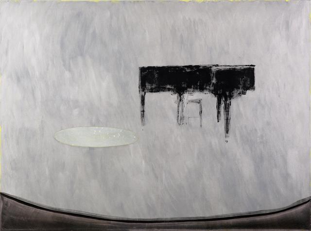 , 'Glenn Gould,' 2016, Galerie Hubert Winter