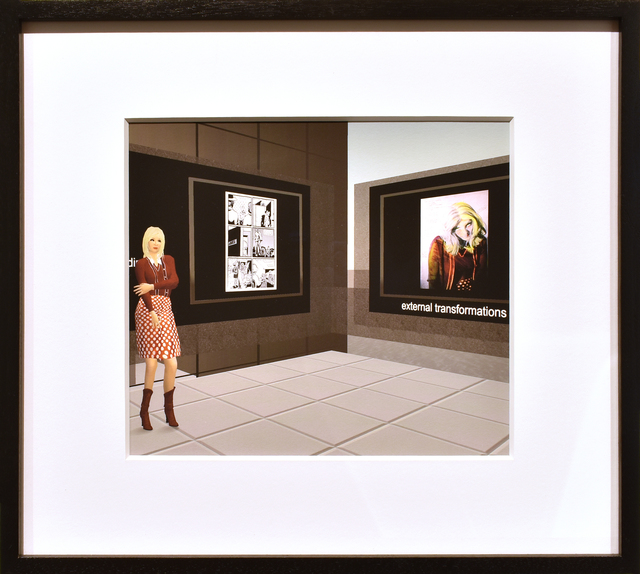 , 'Roberta at Home in Second Life,' 2006, Anglim Gilbert Gallery