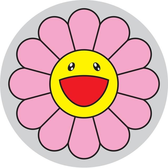 Takashi Murakami, 'Flower of Joy - Pink', 2007, Gagosian