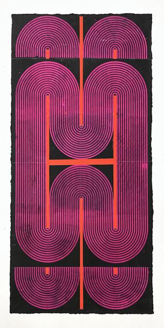 , 'Xylo.F,' 2019, Halsey McKay Gallery