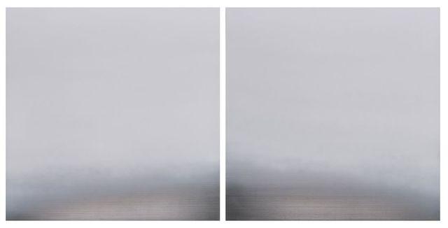 , 'Hamon Diptych 1,' 2016, Sundaram Tagore Gallery