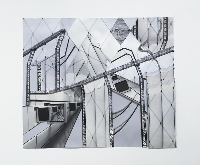 , 'Highline,' 2016, New York Studio School