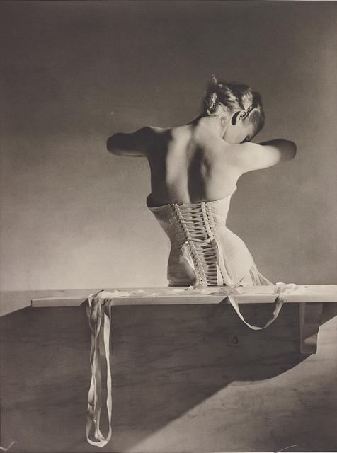 Horst P. Horst, 'Mainbocher Corset, Paris', 1939, Phillips