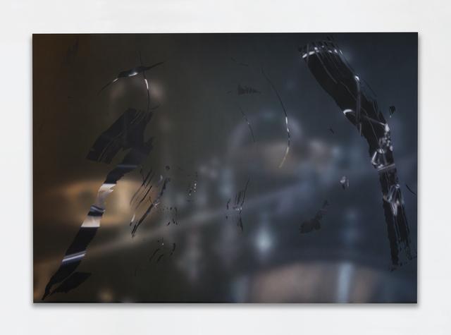, 'Dust Painting (Bathroom Sink),' 2016, Ghebaly Gallery