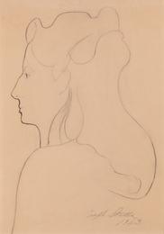 Portrait of Elizabeth Savage