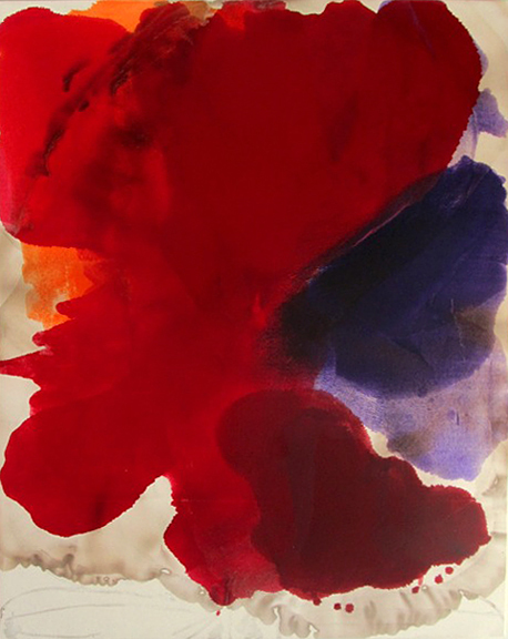 , 'Red Insigne,' 2013, FP Contemporary