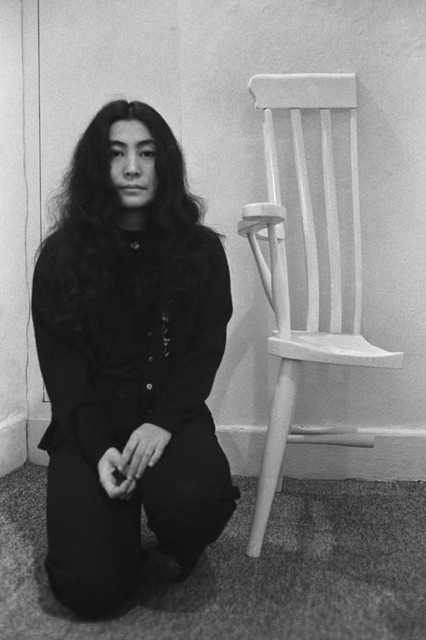 , 'Yoko Ono (Half-a-Room installation),' 1967, England & Co